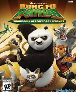 功夫熊猫传奇对决
