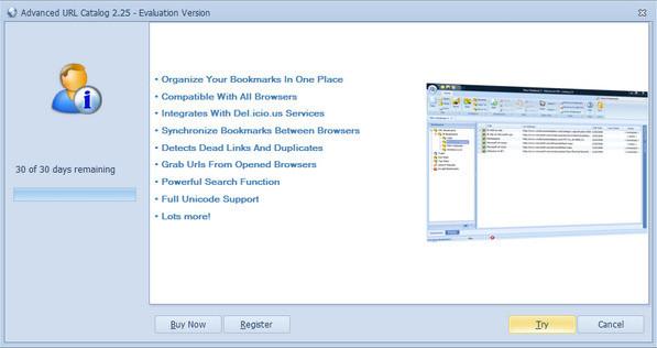 IE地址管理器(Advanced URL Catalog)V2.3.5.0 共享版_52z.com