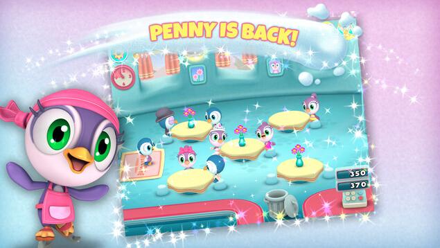Penguin Diner 3DV1.5.0 IOS版_52z.com