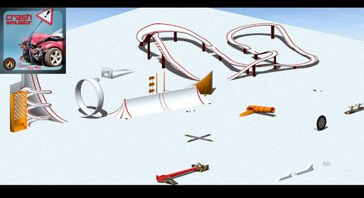 汽车模拟碰撞V1.0.3 破解版_52z.com