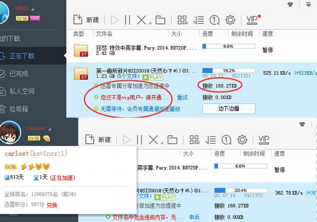 迅雷极速版VIP免费破解版 V1.0.32.358 破解版