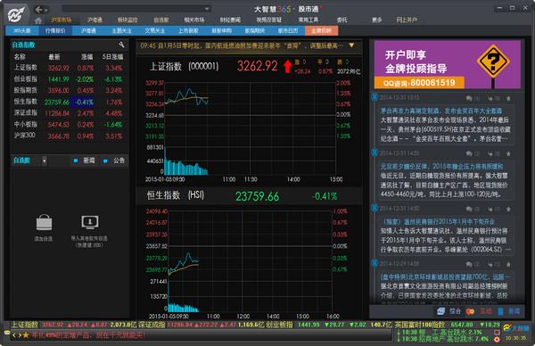 大智慧365V7.90 官方版_52z.com