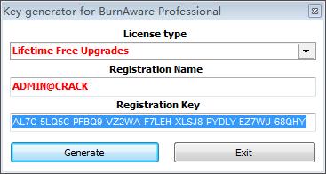 BurnAware中文版V8.9 官方最新版_52z.com