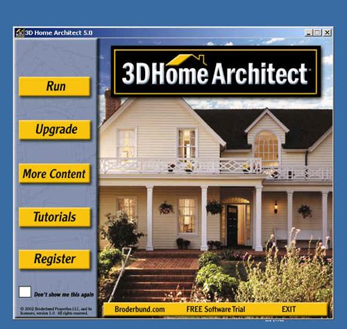 3D Home Architect截图