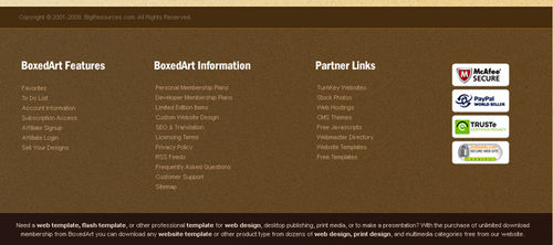 ps活泼手绘风格网页的设计和制作7完_52z.com