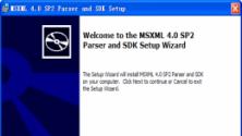 MSXML 4.0 SP2(软件开发套件)