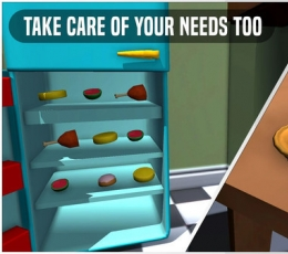 母亲生活模拟器官网版下载-母亲生活模拟器游戏下载V2
