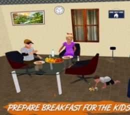 单身母亲模拟器游戏下载-单身母亲模拟器安卓版下载V1.07