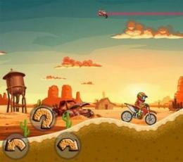 摩托车山地极限赛最新版下载-摩托车山地极限赛手机游戏下载V1.5