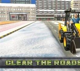 真正的大雪犁卡车挖掘机游戏下载-真正的大雪犁卡车挖掘机安卓版下载V4.2
