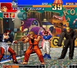 拳皇97风云再起游戏下载-拳皇97风云再起下载