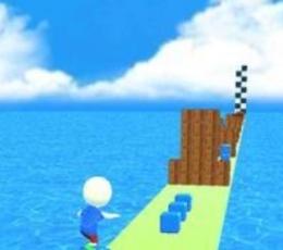 3D堆叠冲浪小人游戏下载-3D堆叠冲浪小人最新安卓版下载V1.1