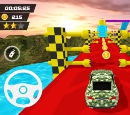 超级坡道车特技3D游戏下载-超级坡道车特技3D安卓版下载V1.24