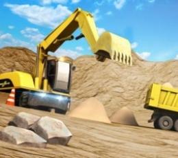 推土挖掘机模拟器游戏下载-推土挖掘机模拟器安卓版下载V2.0