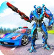 真正的警车追逐机器人改造V1.0.5 安卓版