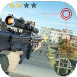 僵尸狙击兵枪攻射击V1.0 苹果版