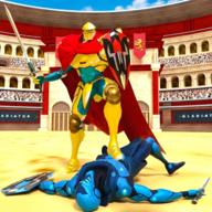 英雄机器人角斗场