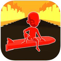 三维彩色冲浪V1.0 苹果版