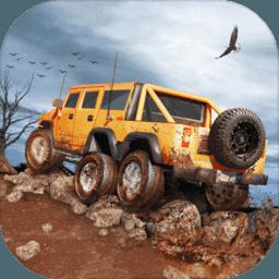 越野泥跑者:旋转轮胎 V1.0 破解版