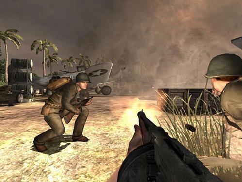 荣誉勋章2010第三关视频通关攻略