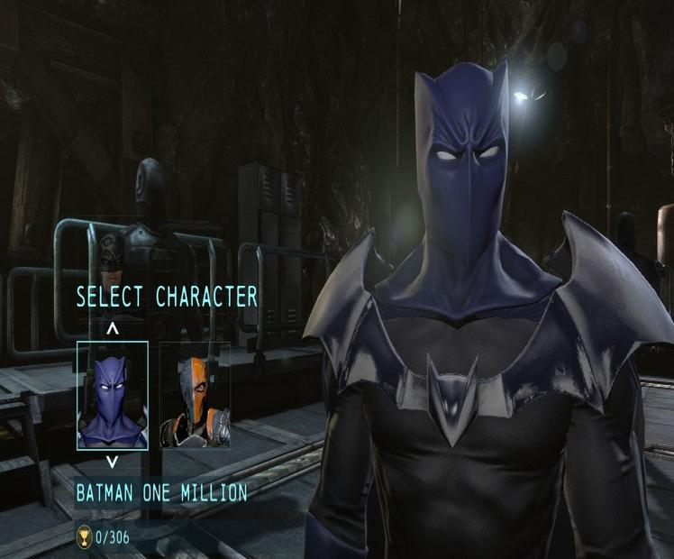 蝙蝠侠:阿卡姆起源R组皮肤解锁补丁_52z.com