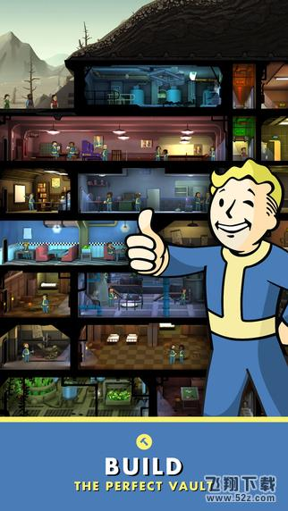 辐射:避难所(Fallout Shelter)V1.1 安卓版_52z.com