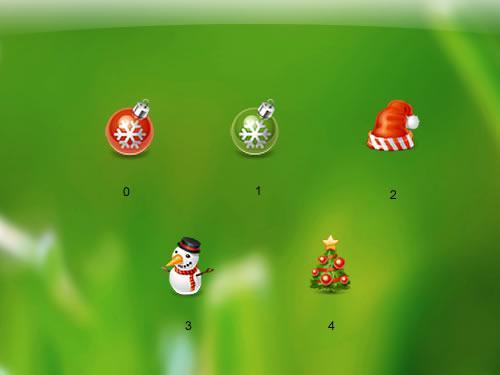 雪人桌面图标是内含5个基本图标的icl类型图标文件,白色雪人十分可爱