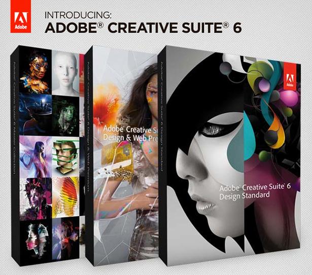Adobe Creative Suite 6英文破解版