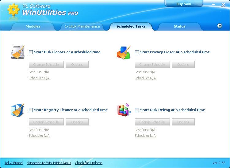 WinUtilities(免费系统优化工具集)V10.66 英文官方安装版