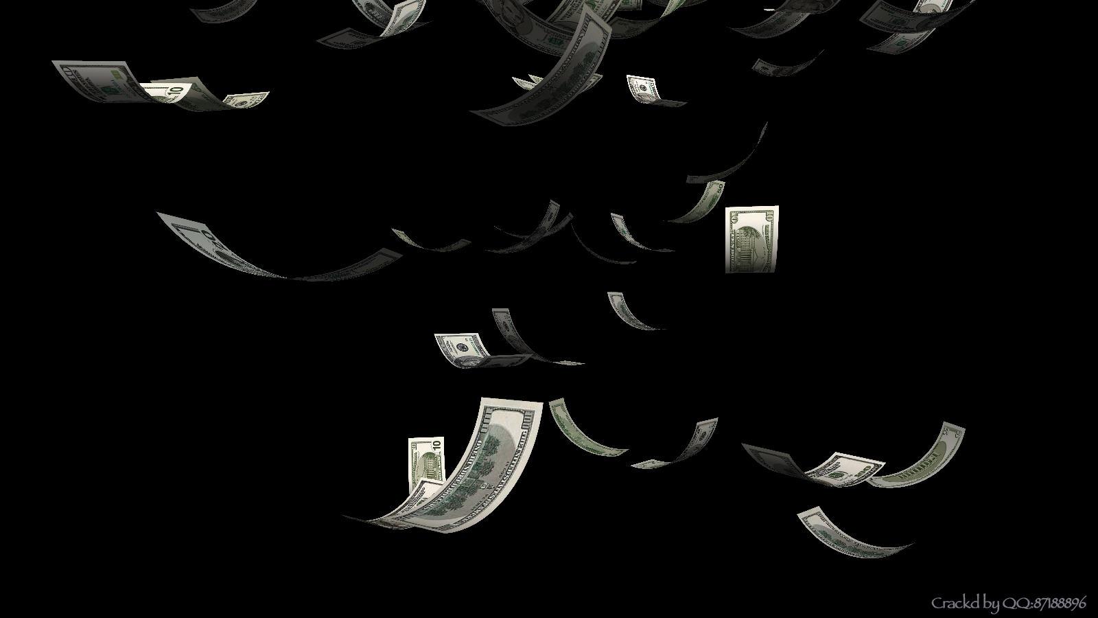 钱的电脑桌面