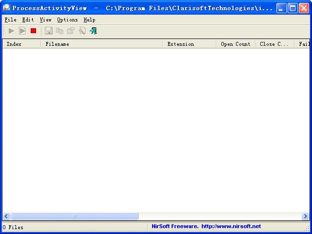 ProcessActivityView(系统进程监视软件)V1.15 绿色英文版