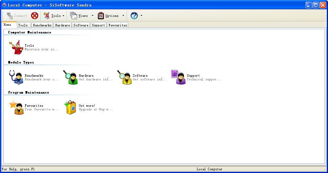 SiSoftware Sandra Lite(硬件检测软件)V2014.20.35 英文官方安装版