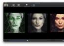 Face MorpherV1.12 Mac版