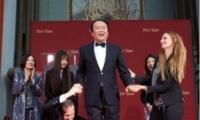 第二位在好莱坞留印的中国导演是谁 高希希受邀在好莱坞留印