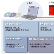 三菱PLC编程软件(GX Developer) V8.86 中文免费版