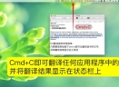 CV翻译V1.1 Mac版