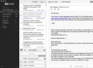 TextadeptV10.8 Mac版