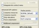UPX ShellV3.42 汉化绿色免费版
