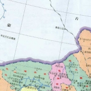 内蒙古地图