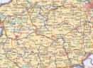 奥地利地图