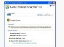 UAC Process Analyzer(进程安全级别分析软件)V1.0 绿色版