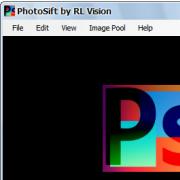 PhotoSift(图片快速分类管理软件) V1.0 绿色版