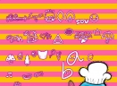 Churli cute字体