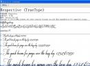 Freebooter Script字体