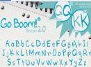 Go Boom字体