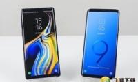 三星Note9和三星S9+手机对比实用评测