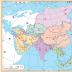 亚洲图片亚洲地图高清版大图