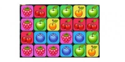 消除游戏是休闲游戏的一种,以简单快速消除为主。任意移动位置,只要将三个及以上相同颜色的连成一条直线就可以消除。同时,只要点击相同颜色的三个及以上就可以消除。