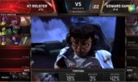 2018全球总决赛小组赛KT VS EDG比赛视频_10.13s8全球总决赛KT VS EDG直播视频回顾