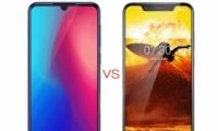 诺基亚x7和vivo Z3手机对比实用评测